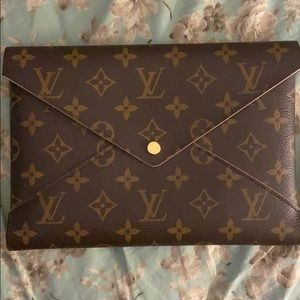 Louis Vuitton Envelope